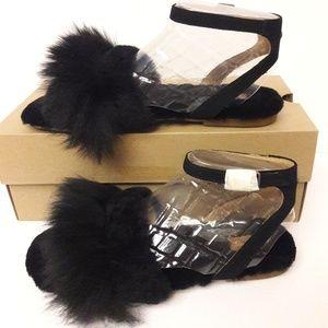 UGG Fluff Fest Sandals Size 8.5